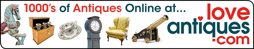 Antiques News and Fairs - Advertising Banners.