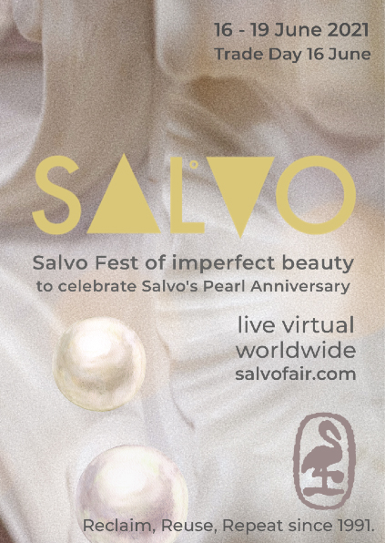 Antiques News & Fairs - SAVE THE DATE - Salvo Fest of imperfect beauty - 16 - 19 June 2021