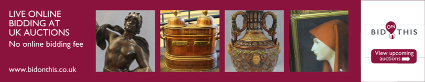 Antiques News & Fairs - Bid on This