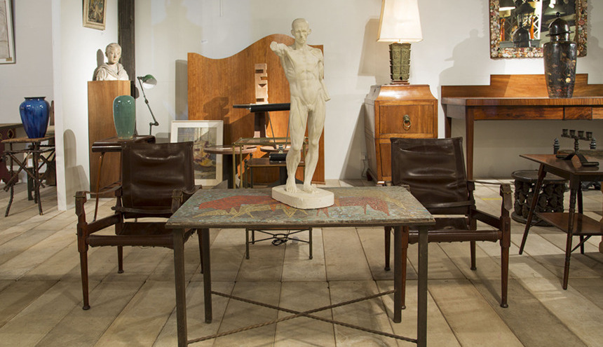 Christophe edwards at babdown lorfords antiques