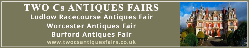 Antiques News & Fairs - Two Cs Fairs