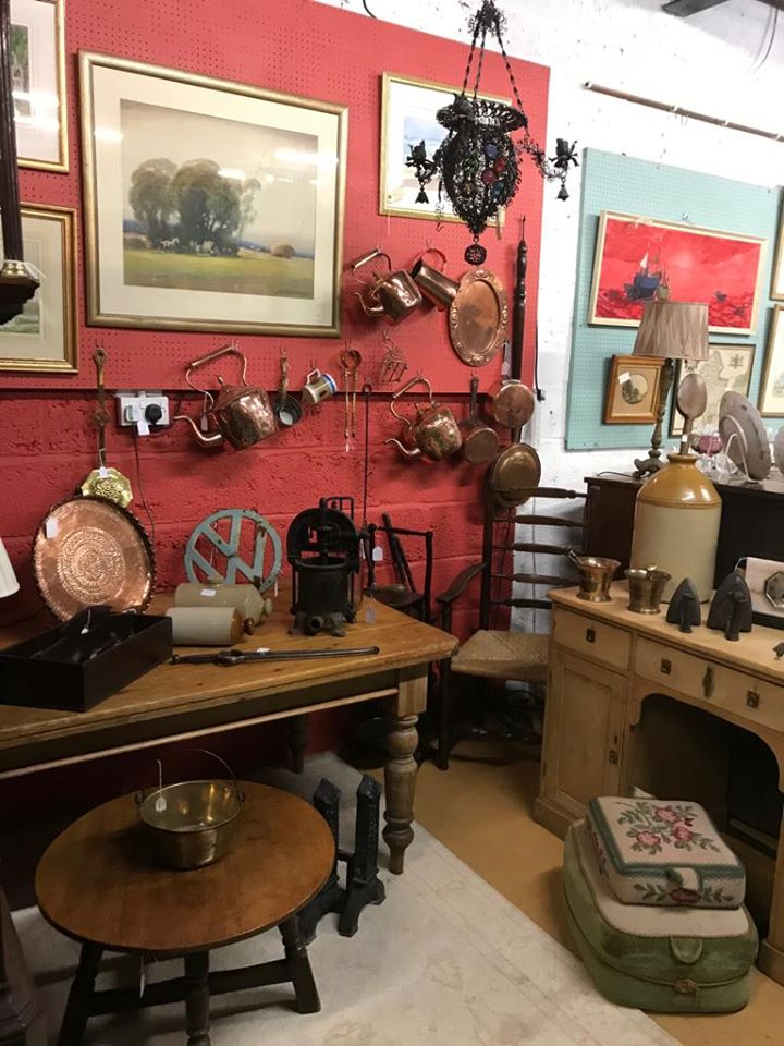 Antiques News & Fairs - Secondhand Warehouse
