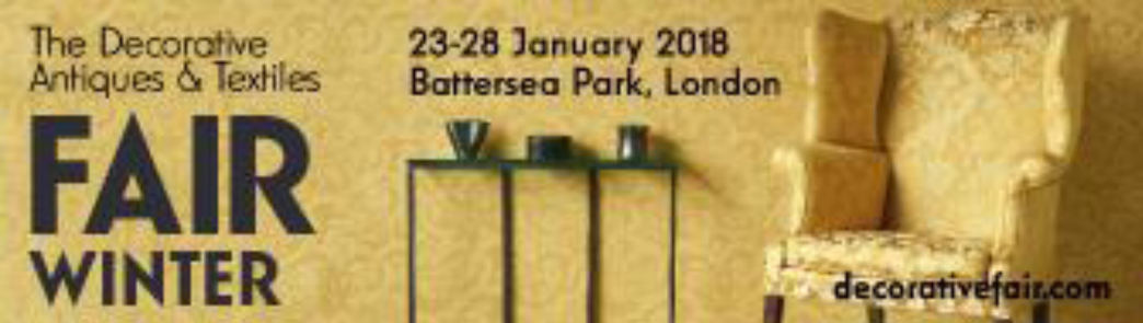 Antiques News & Fairs - Winter 2018 Decorative Antiques & Textiles Fair Report