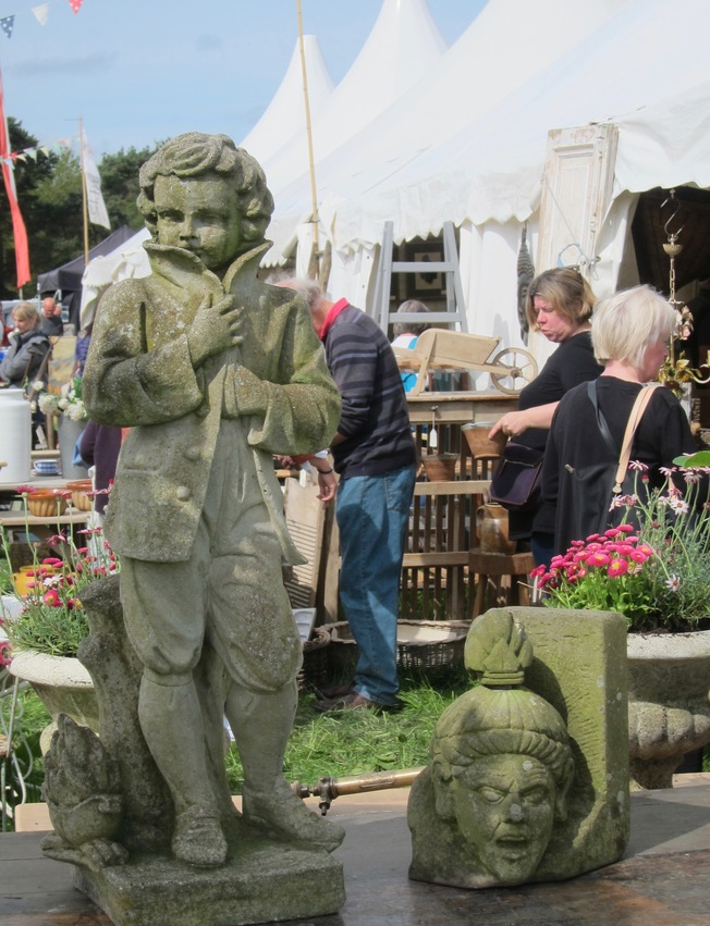 Antiques News & Fairs - The Ripley Decorative Home & Salvage Show - 10 – 12 May 2019