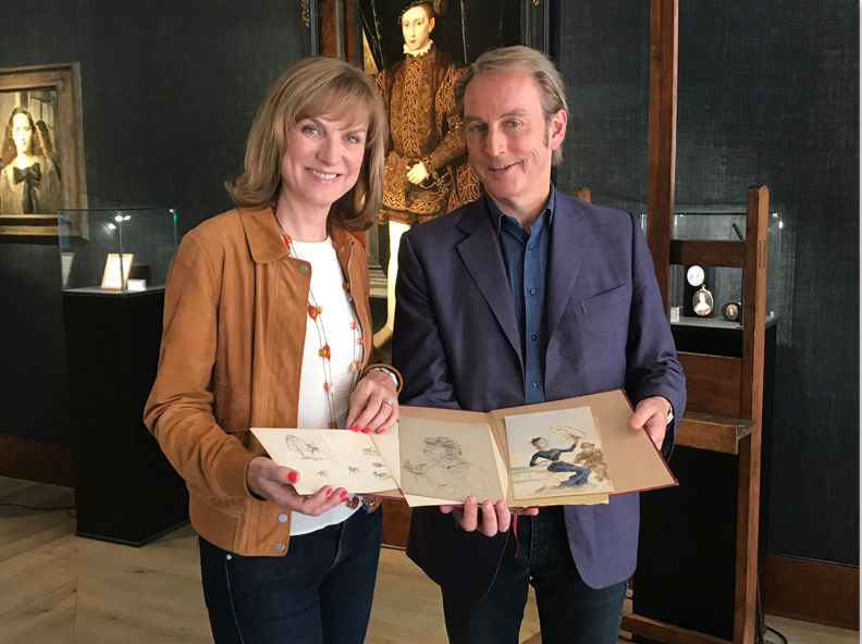 Antiques News & Fairs - Fake or Fortune? Looking Back