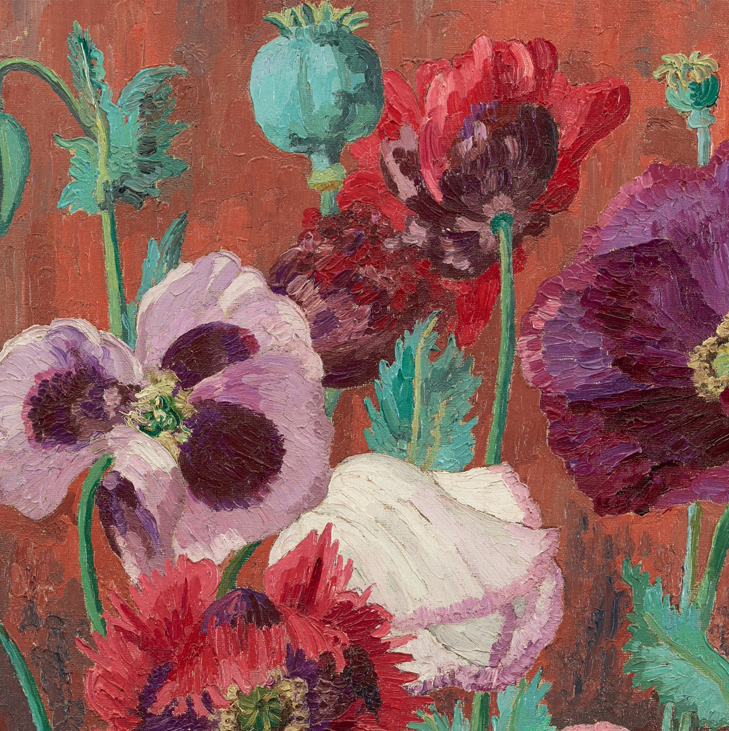 Philip Mould & Company Exnhibition: Cedric Morris: Beyond the Garden Wall