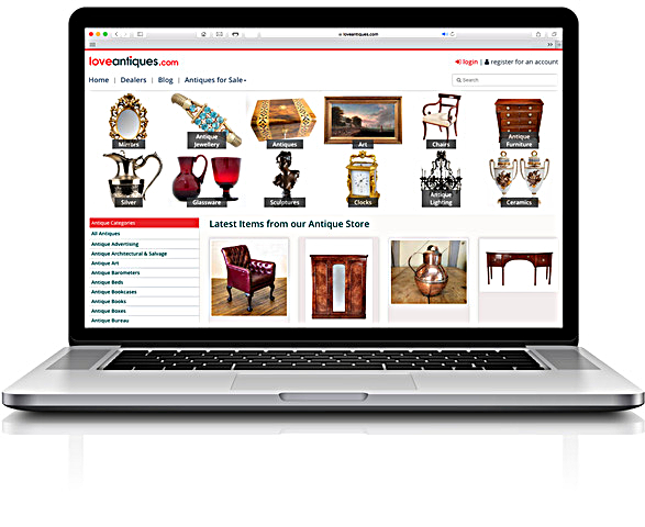 Antiques News & Fairs - Loveantiques.com news and Christmas list