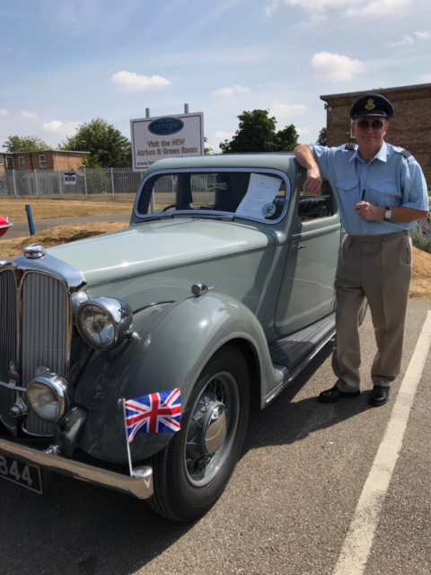 Antiques News & Fairs - Hemswell 1940s weekend