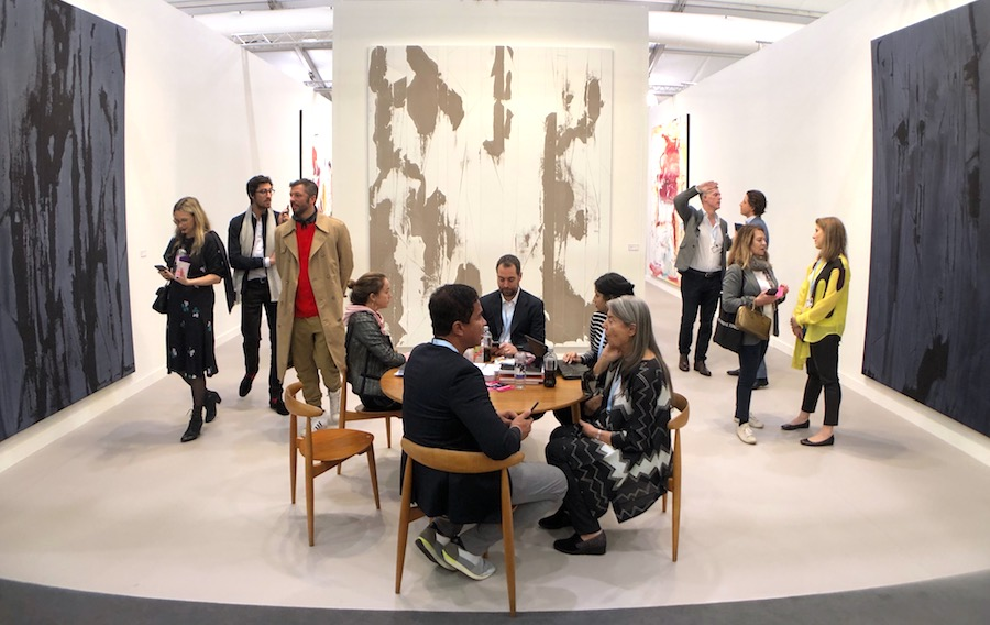 Antiques News & Fairs - UK Regains Number Two Position In Annual UBS Art Market Report