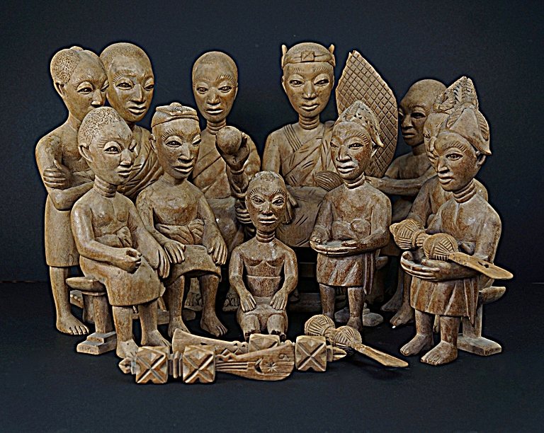 Antiques News & Fairs - Tribal Art London 5-8 Sept 2018 Celebrates Oceanic Art and African Culture