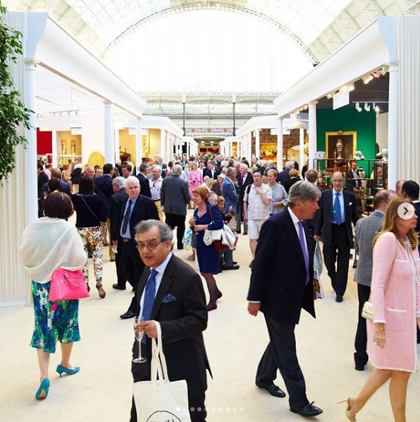 Antiques News & Fairs - An Eye on the Calendar Summer Olympia