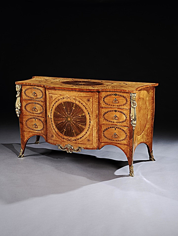 Antiques News & Fairs - Ronald Phillips Chippendale's Selling Exhibition