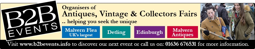 Antiques News & Fairs - B2B Events An Eye on the Calendar