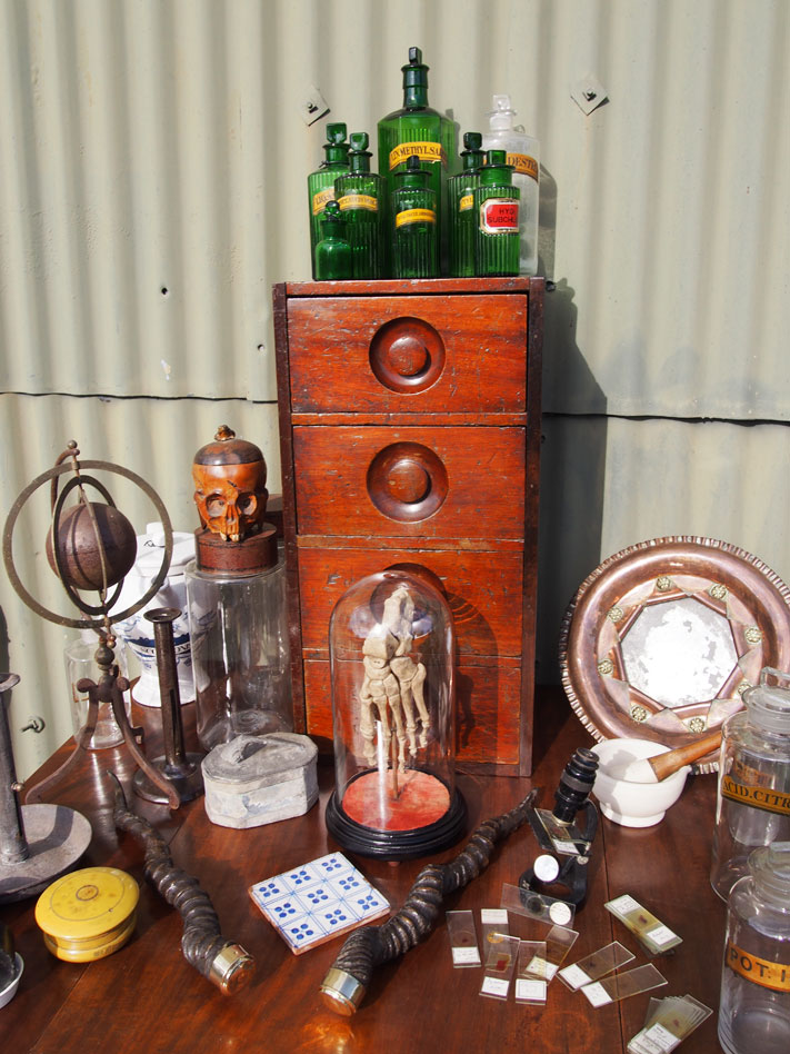 Antiques News - Antique Fair - The Great Southern Flea