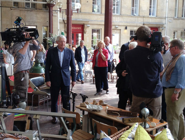 Antiques News & Fairs - The Bath Vintage & Antiques Markets