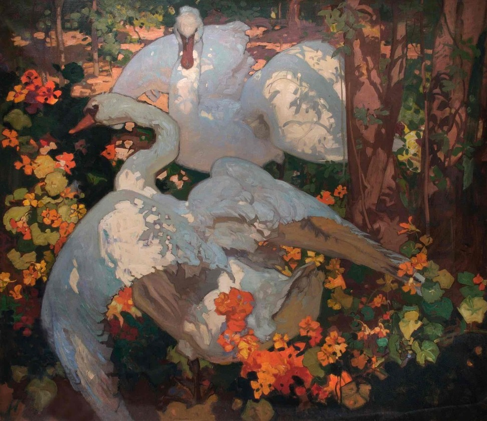 Antiques News & Fairs - Brangwyn Exhibition at the William Morris Gallery