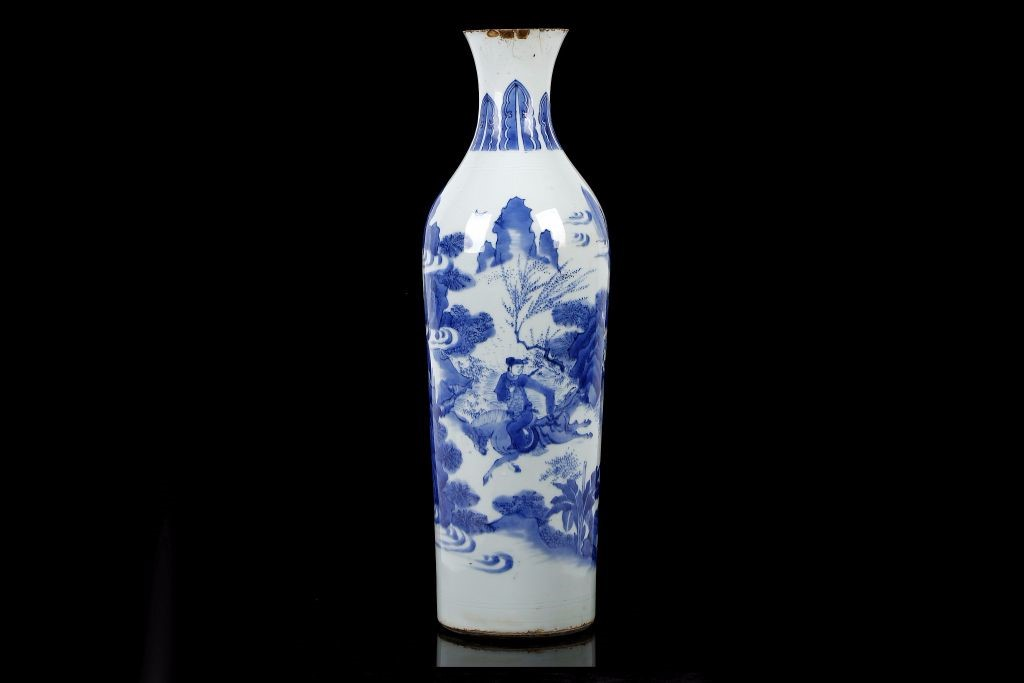 Chinese Sleeve Vase