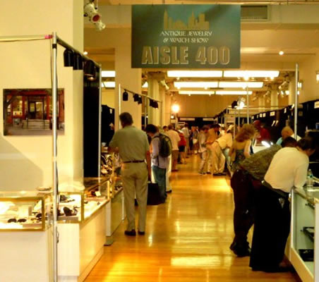 The New York Antique Jewellery & Watch Show