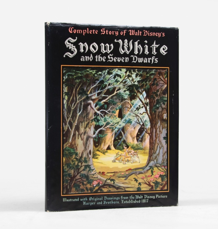 Snow White Signed First Edition