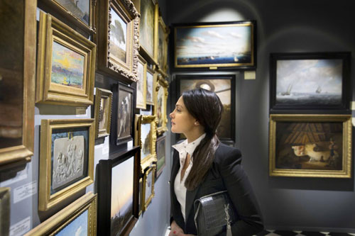 Antiques News & Fairs - TEFAF Maastrict hailed a success