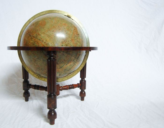 Table Top Celestial Globe by Thomas Malby from Jason Clake Antiques