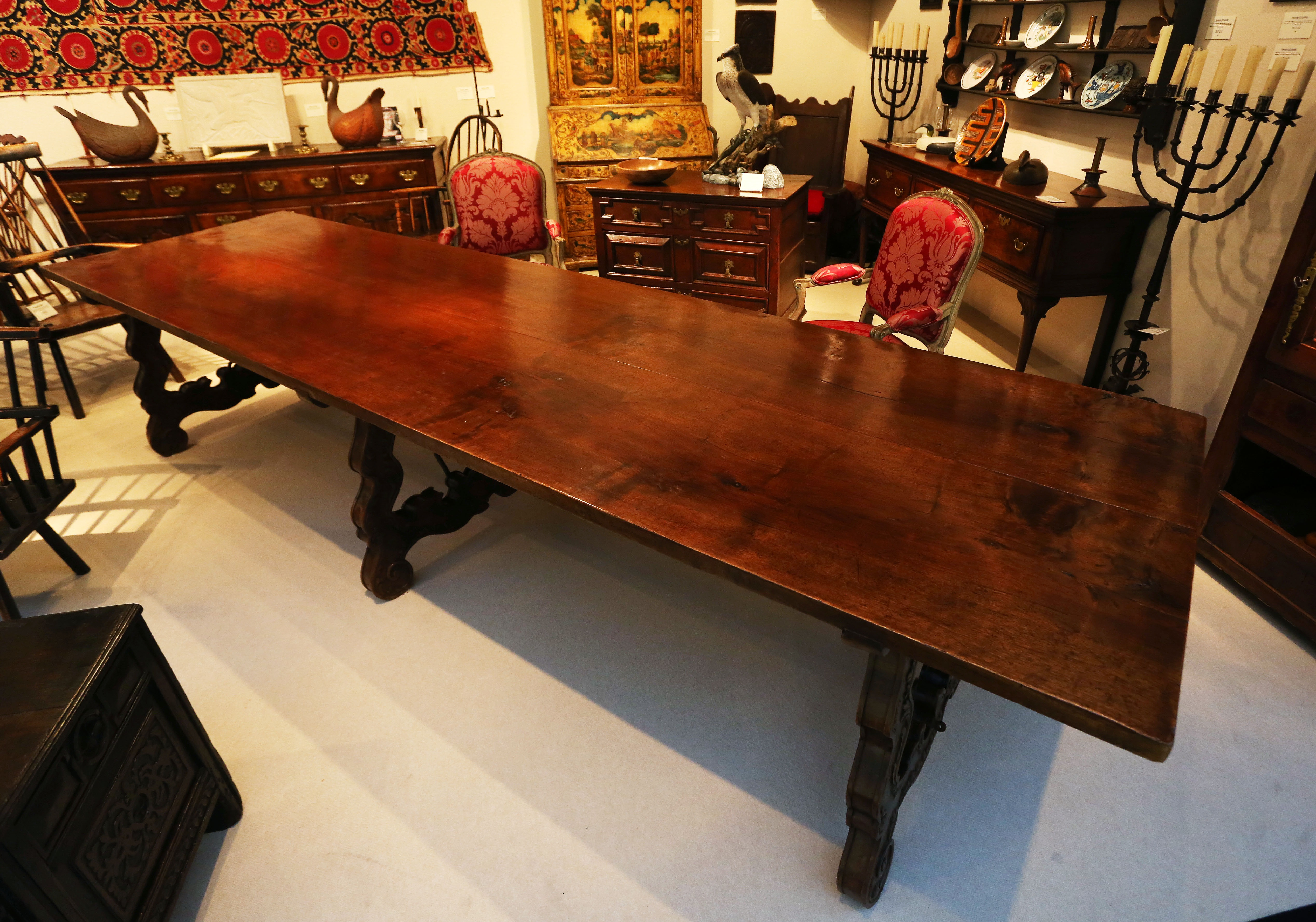 Orson Welles Table