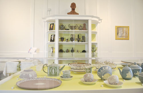 Antiques News - Wedgwood Collection comes home to Leith Hill Place