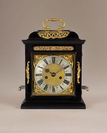 Charles II Table Clock