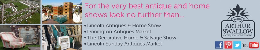 Arthur Swallow Fairs - ANF - antique fairs