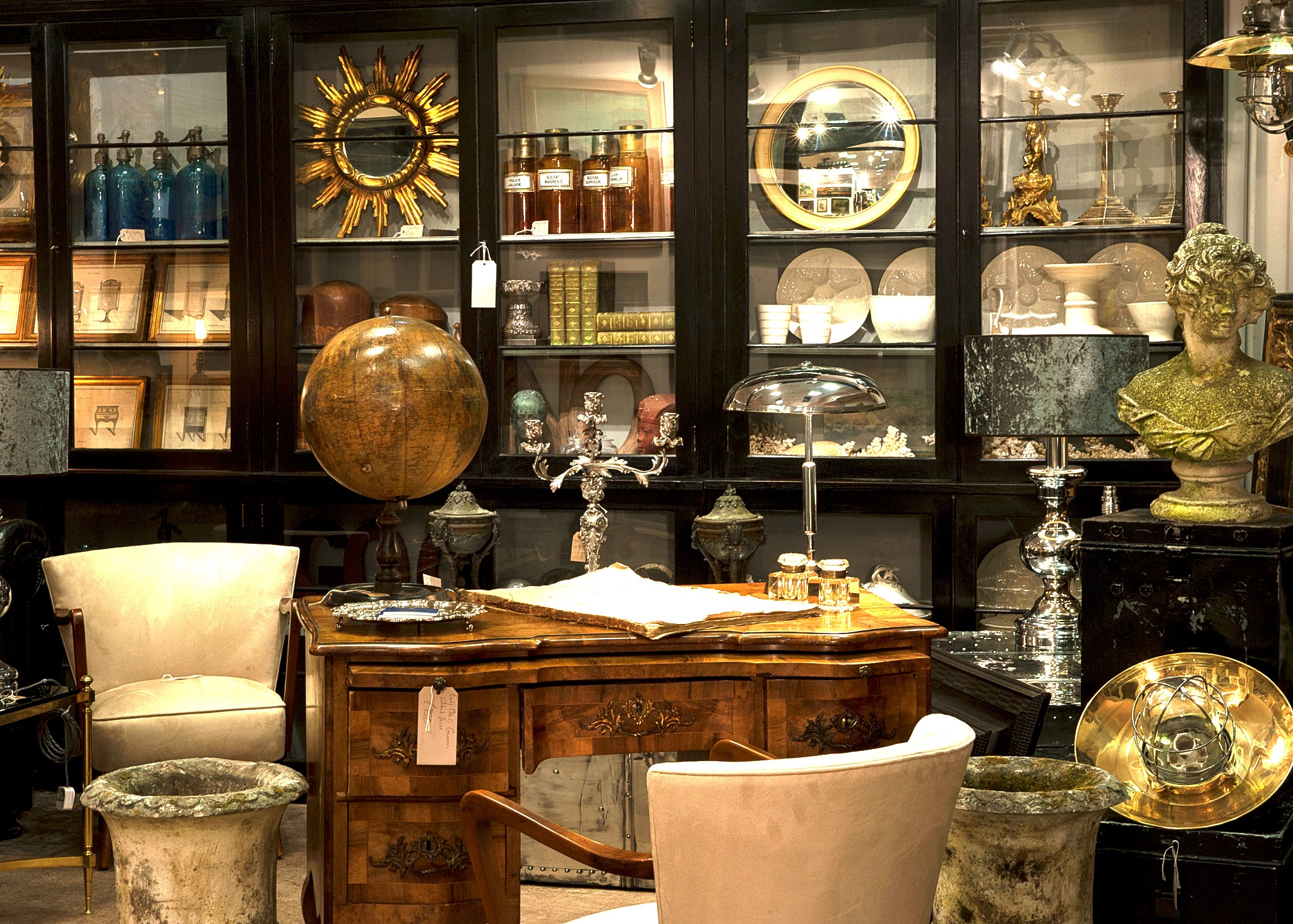 William Morris Antiques Bath Decorative Antiques Fair