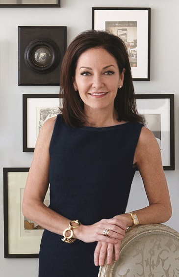 Architectural Digest Editor in Chief Margaret Russell