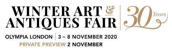 Antiques News  & Fairs - Winter Olympian Art & Antiques Fair